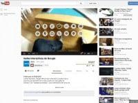 YouTube goza de nuevo diseño