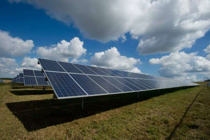 La energía solar es más barata que otras fuentes de electricidad