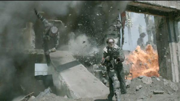 El primer comercial de PlayStation 4