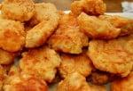 ¿Que hay en un nugget de pollo?