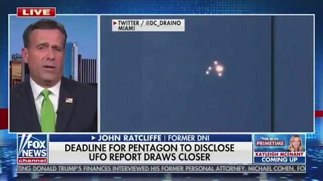Armada Estado Unidense dice publicamente que hay Ovnis con tecnología que superan la velocidad del sonido y en silencio