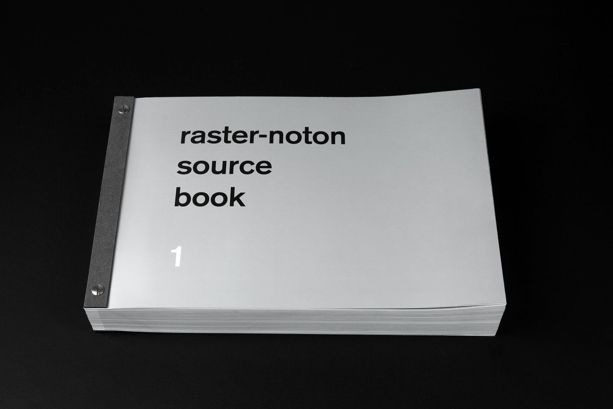 Raster-noton sigue celebrando sus 20 años