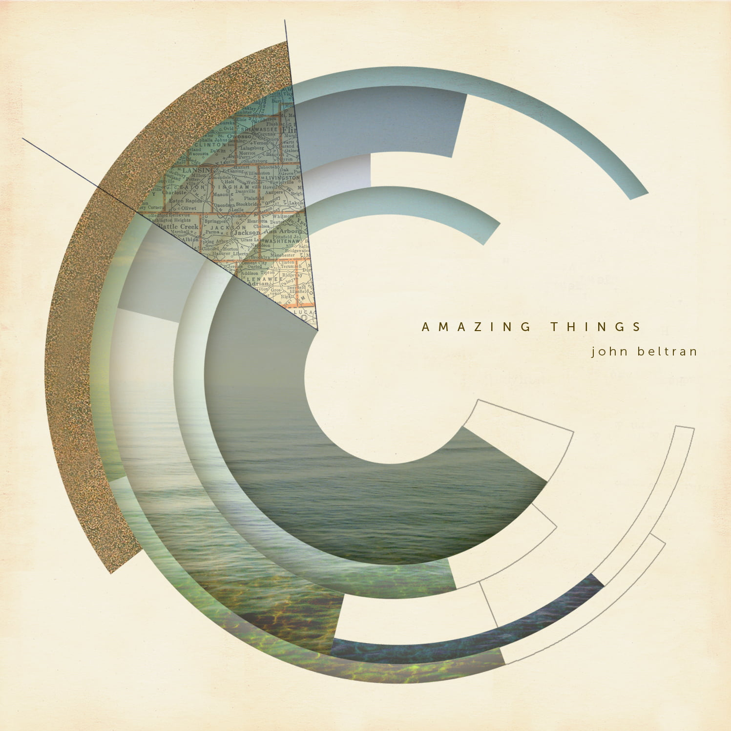 REVIEW: John Beltran - Amazing Things LP