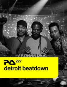 Mp3 : Norm Talley, Delano Smith and Mike Clark - RA.227 Detroit Beatdown (04-Oct-2010)