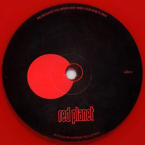 MIX DEL DÍA: Homenaje de Jaime Williams a Red Planet (Underground Resistance)...