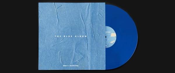 Más información sobre la unión entre Reeko y Architectural, para ''The Blue Album''...