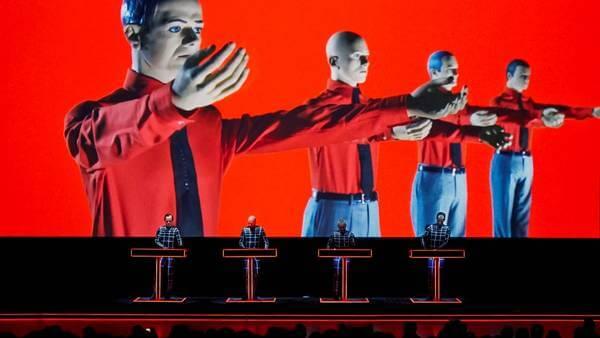 regreso maquinas banda Kraftwerk previsto CLAIMA20161109 0093 28