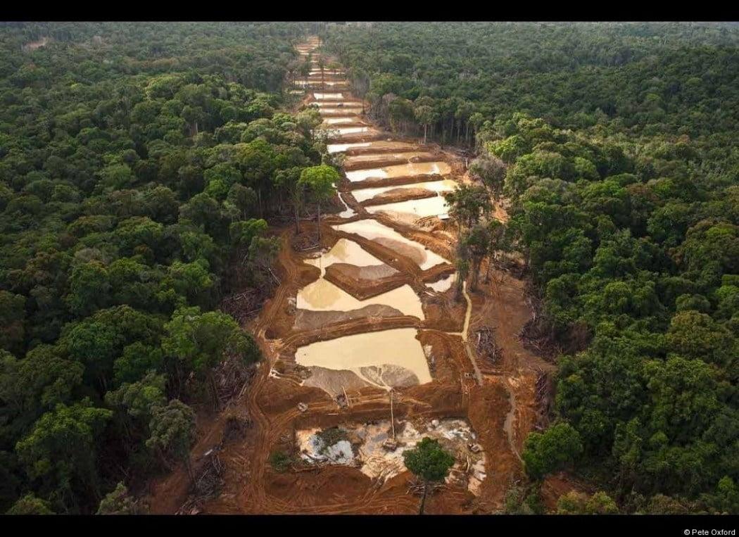 Recordemos: Río colombiano desaparece por completo debido a la minería