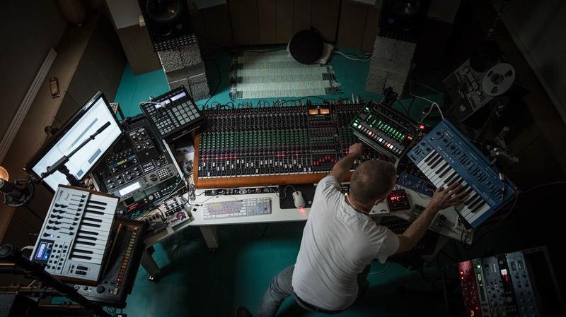 Freedom 2017: Mira este jam session de Sebastian Mullaert
