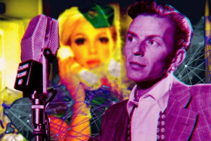 Frank Sinatra canta Toxic de Britney Spears gracias a la AI