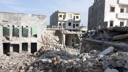 """Siria espera el ataque de EE.UU. """"en cualquier momento"""""""