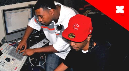 MIX DEL DÍA: DJ Rashad & DJ Spinn - Lexdray City Series Volume 20 Welcome to Amsterdam