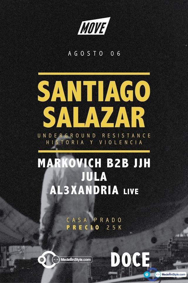 MIX DEL DÍA: DJ S2 (Santiago Salazar) - EPM Podcast #58