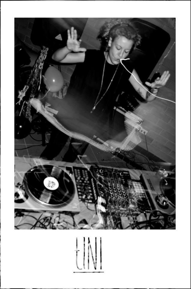 Mp3: tINI – Live set @ Desolat Revolution - 14-06-2013