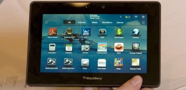 Playbook de RIM (Blackberry) llega este viernes a Medellín
