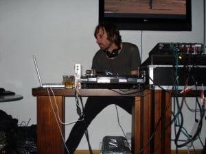 Troy Pierce Live @ Magazzini Generali, Milan, Italy - 31-10-2010