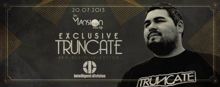 :: Sponsored :: Hoy Audio Injection Live aka Truncate en Mansion Club
