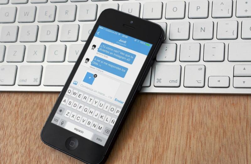 Twitter se actualiza para Iphone y se vuelve más social