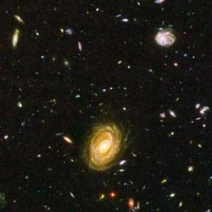 Video: El Universo como lo conocemos en escala real.