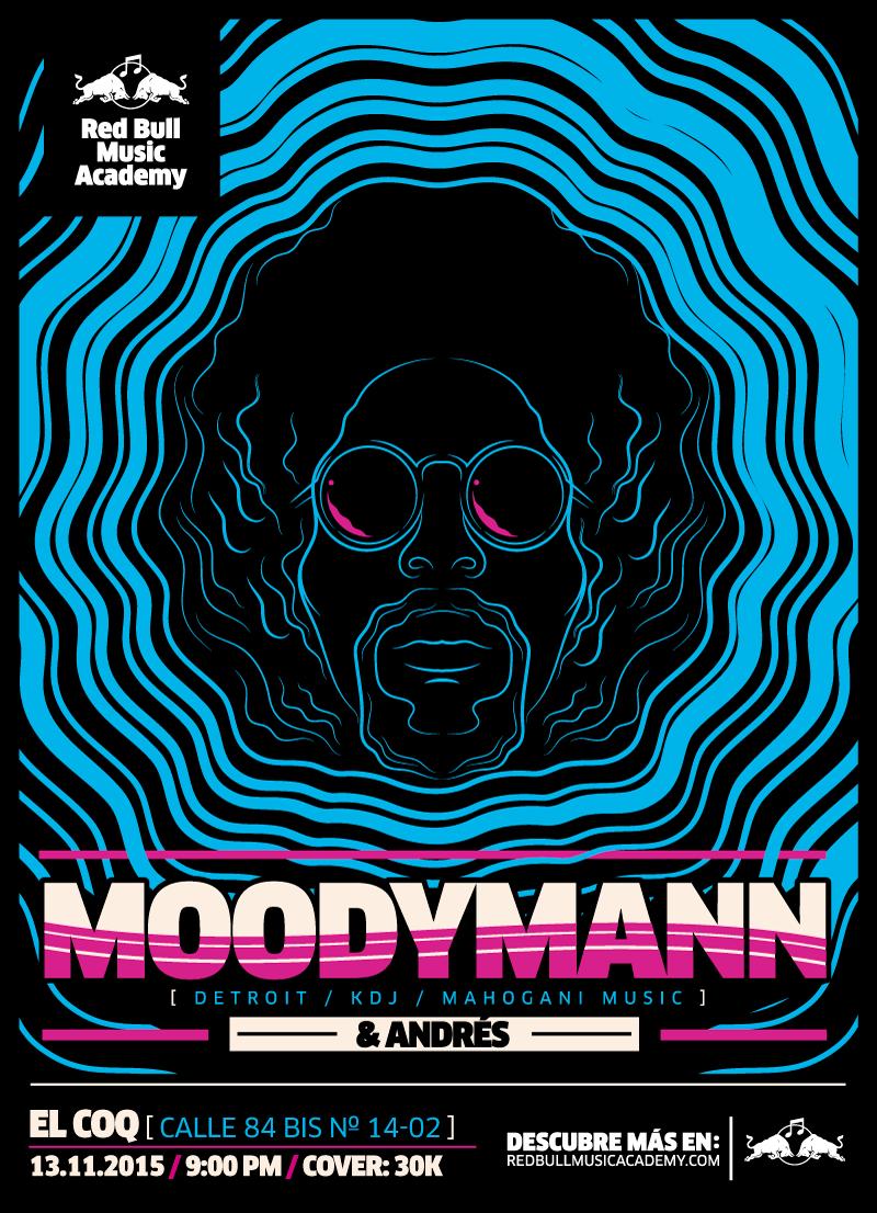 Moodymann en Colombia