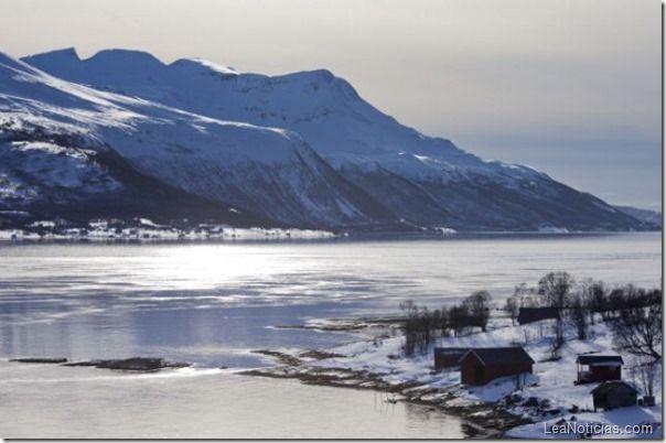 Según la NASA, los océanos son los culpables del deshielo en la Antártida
