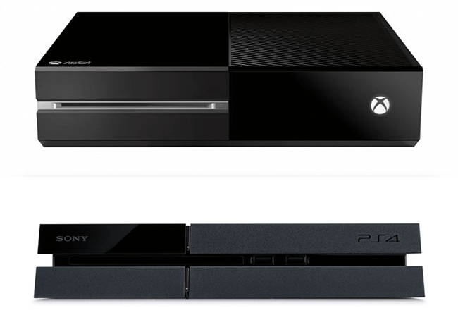 xbox one vs ps4 1