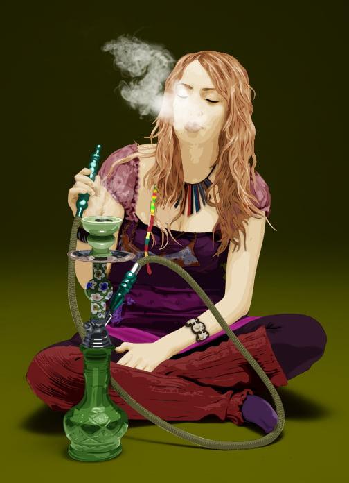 Narguile tiene 5 veces más nicotina que el cigarrillo