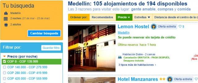 Hotel/Hostel para el FREEDOM 2020: Desde 50.000 pesos la noche ! cerca al Festival